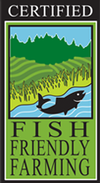 Fish Friendly Farming logo