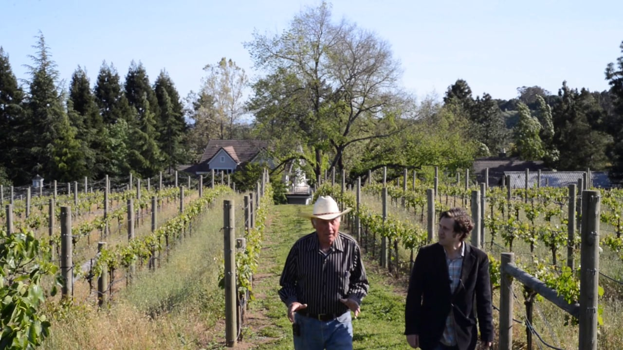 Napa Valley Pioneers: Tony Truchard