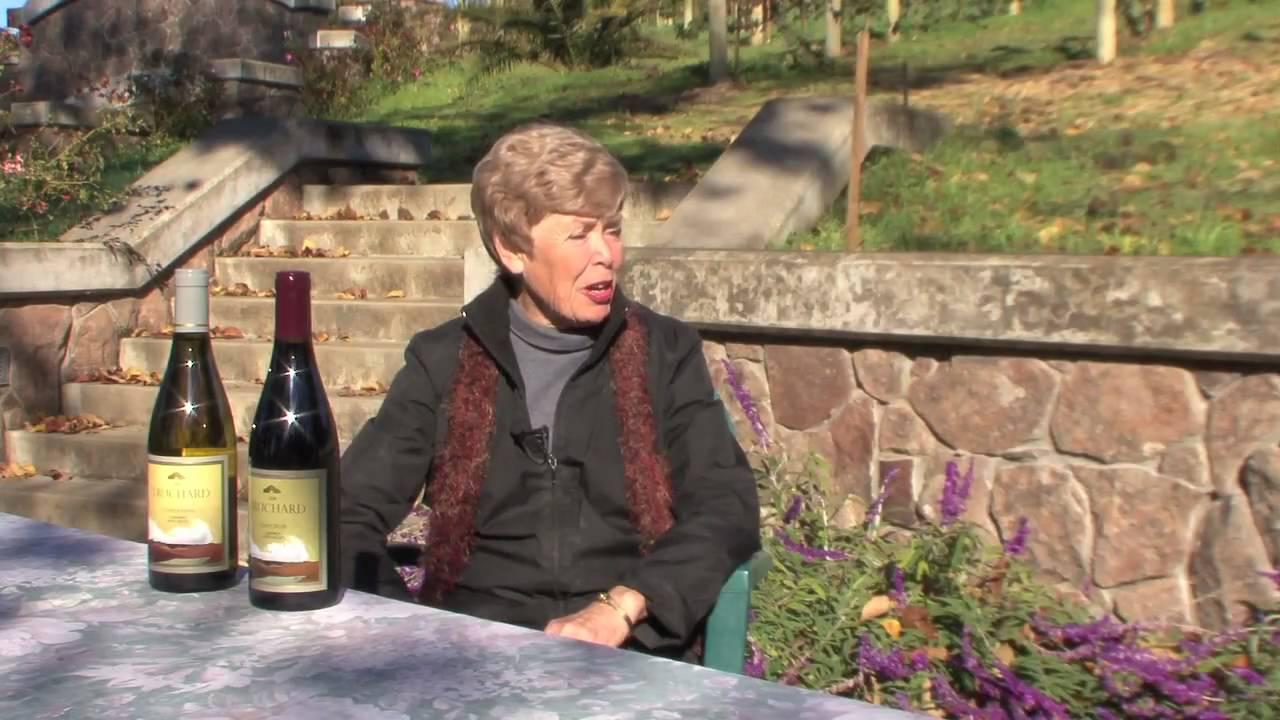 California wines with Tony Mori